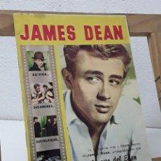 Libros: JAMES DEAN. AL ESTE DE EDÉN - VARIOS. Lote 268994674