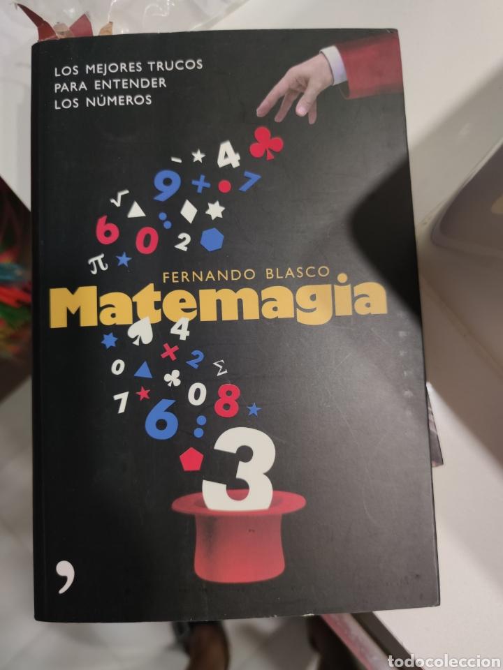 MATEMAGIA (Libros sin clasificar)