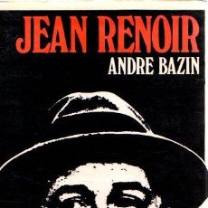 Libros: JEAN RENOIR - BAZIN, ANDRÉ. Lote 269064833