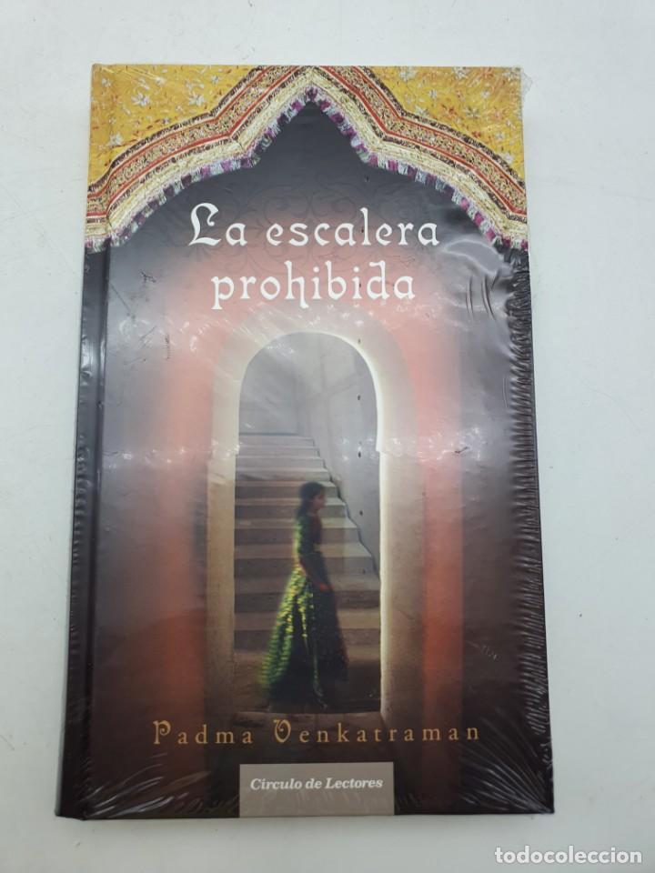 LA ESCALERA PROHIBIDA ( PADMA VENKARRAMAN ) ARTÍCULO NUEVO (Libros Nuevos - Literatura - Narrativa - Aventuras)