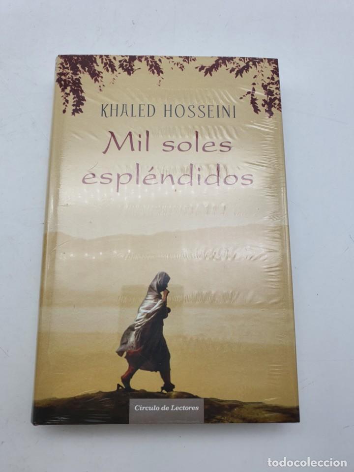 MIL SOLES ESPLÉNDIDOS ( KHALED HOSSEINI ) ARTÍCULO NUEVO (Libros Nuevos - Literatura - Narrativa - Aventuras)