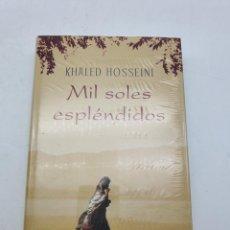 Libros: MIL SOLES ESPLÉNDIDOS ( KHALED HOSSEINI ) ARTÍCULO NUEVO. Lote 269066803