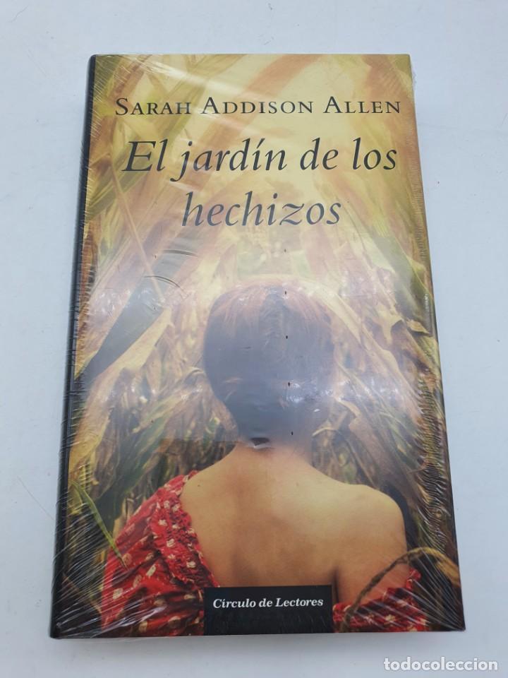 EL JARDÍN DE LOS HECHIZOS ( SARAH ADDISON ALLEN ) ARTÍCULO NUEVO (Libros Nuevos - Literatura - Narrativa - Aventuras)
