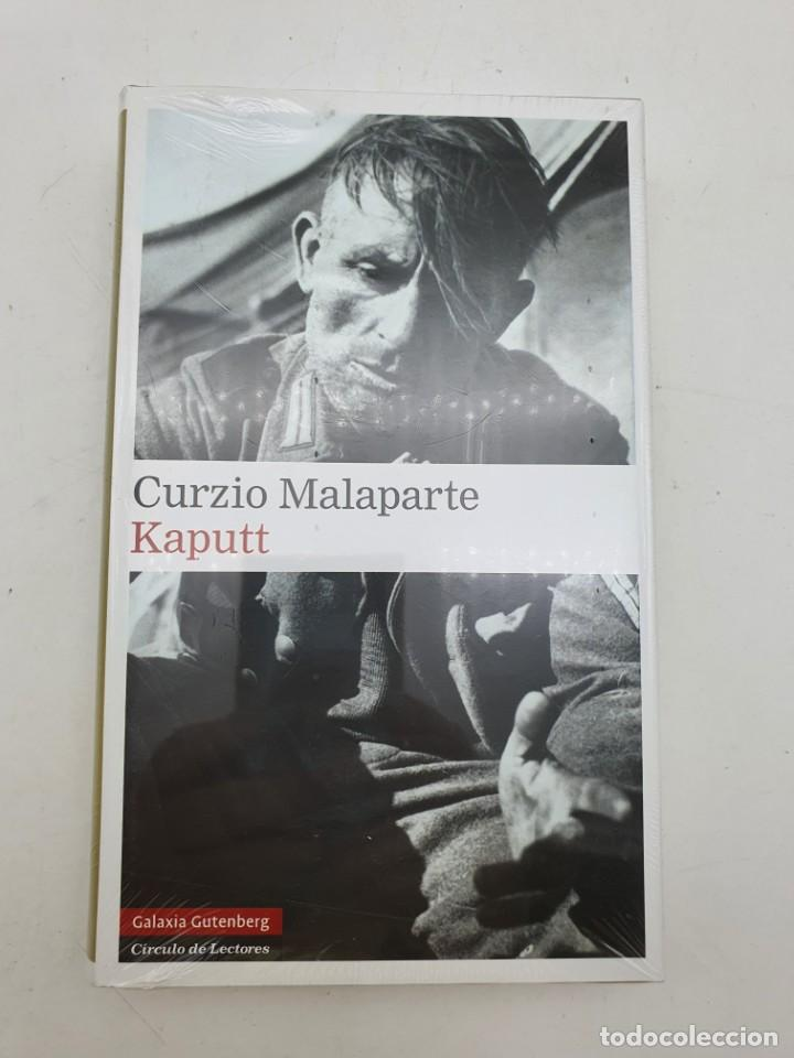 KAPUTT ( CURZIO MALAPARTE ) ARTÍCULO NUEVO (Libros Nuevos - Literatura - Narrativa - Aventuras)