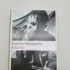 Libros: KAPUTT ( CURZIO MALAPARTE ) ARTÍCULO NUEVO. Lote 269068948