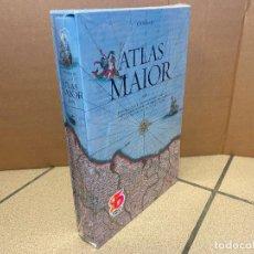 Libros: ATLAS MAIOR 1665 EL MEJOR ATLAS Y EL MÁS GRANDE JAMÁS PUBLICADO . - JOAN BLAEU.. Lote 269076458