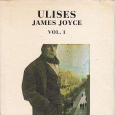 Libros: ULISES (2 VOLS.). JOYCE, JAMES. Lote 269128708