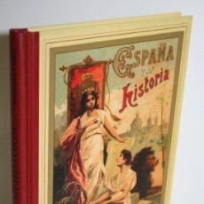 Libros: ESPAÑA Y SU HISTORIA - V.V.A.A.. Lote 269128993