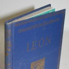 Libros: GUÍA ARTÍSTICA DE LEÓN - BERRUETA, MARIANO D.. Lote 269129018