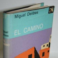 Libros: EL CAMINO - DELIBES, MIGUEL. Lote 269129038