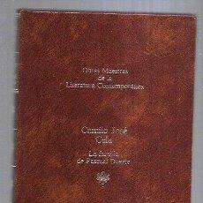 Libros: FAMILIA DE PASCUAL DUARTE - LA. Lote 269180743