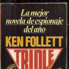 Libros: TRIPLE. Lote 269180973