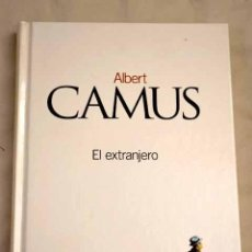 Libros: EL EXTRANJERO.- CAMUS, ALBERT. Lote 269184323