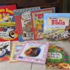 Libros: LOTE DE CUENTOS INFANTILES. Lote 269203443