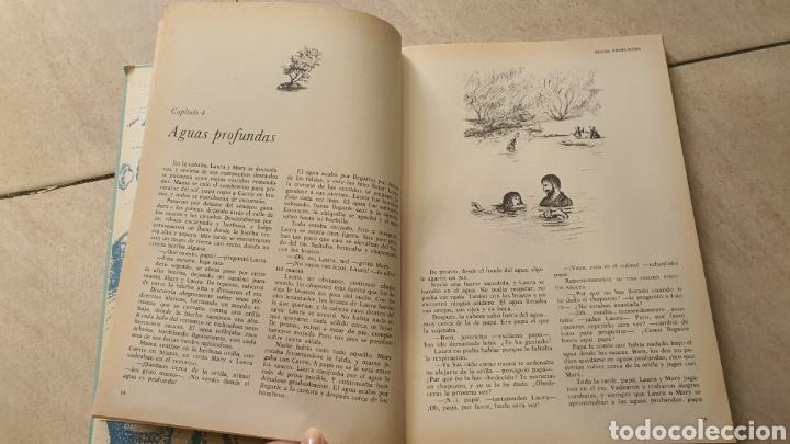 Libros: Lote de dos tomos,la casa de la pradera I ,II - Foto 6 - 269204643