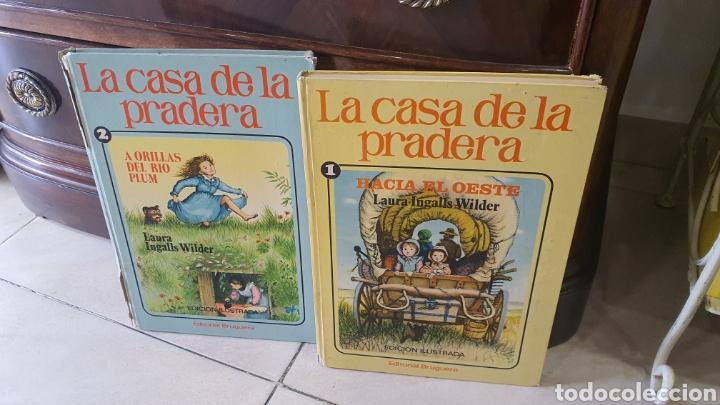 LOTE DE DOS TOMOS,LA CASA DE LA PRADERA I ,II (Libros sin clasificar)