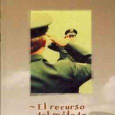 Libros: EL RECURSO DEL METODO - ALEJO CARPENTIER. Lote 269303708