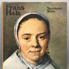 Libros: NATIONAL GALLERY OF ART: FRANS HALS. VOLUME TWO: PLATES. - SEYMOUR SLIVE. Lote 269403558