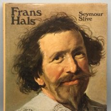 Libros: NATIONAL GALLERY OF ART: FRANS HALS. VOLUME ONE: TEXT. - SEYMOUR SLIVE. Lote 269404268