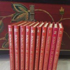 """Libros: LOTE DE 10 LIBROS """"EL MUNDO MAGICO DE LOS NIÑOS"""", FALTAN 2 TOMOS. Lote 269443528"""