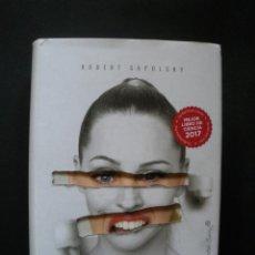 Libros: SAPOLSKY, ROBERT - COMPÓRTATE. Lote 269459488