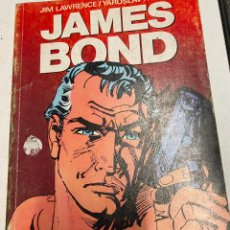 Libros: LAWRENCE / HORAK, JIM / YAROSLAV. - JAMES BOND NUMEROS 1, 2, 3, 4, 5, 6. EL HOMBRE DE LA PISTOLA DE. Lote 269462503