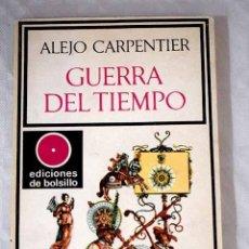 Libros: GUERRA DEL TIEMPO.- CARPENTIER, ALEJO. Lote 269505593