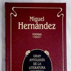 Libros: POEMAS.- HERNÁNDEZ, MIGUEL. Lote 269507558