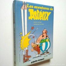 Libros: GUIÓN DE GOSCINNY - LAS AVENTURAS DE ASTÉRIX, 6. EL REGALO DEL CÉSAR - LA GRAN TRAVESÍA - OBÉLIX Y C. Lote 269573338