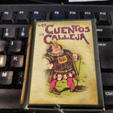 Libros: CALLEJA CUENTOS PARA APRENDER, ESTUCHE 10 CUENTECITOS. Lote 269599568