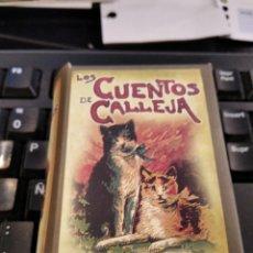 Libros: CALLEJA CUENTOS DE ANIMALES, 10 CUENTECITOS DE ANIMALES. Lote 269600133