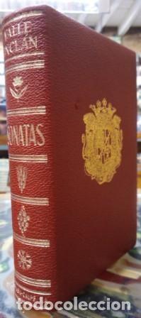 SONATAS. MEMORIAS DEL MARQUÉS DE BRADOMÍN. - VALLE-INCLÁN. (Libros sin clasificar)
