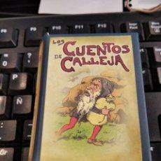 Libros: CALLEJA CUENTOS SINGULARES, 10 CUENTECITOS. Lote 269614433