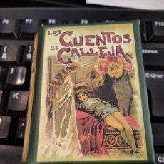 Libros: CALLEJA CUENTOS DE PRINCIPES Y PRINCESAS, 10 CUENTECITOD. Lote 269616603