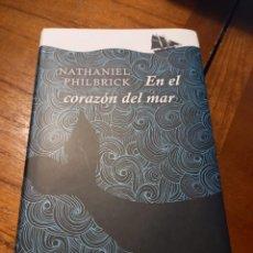 Libros: EN EL CORAZÓN DEL MAR - NATHANIEL PHILBRICK. Lote 269723938