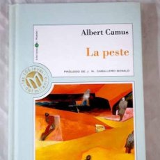 Libros: LA PESTE.- CAMUS, ALBERT. Lote 269767608