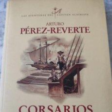 Libros: CORSARIOS DE LEVANTE. CAPITÁN ALATRISTE. Lote 269779668