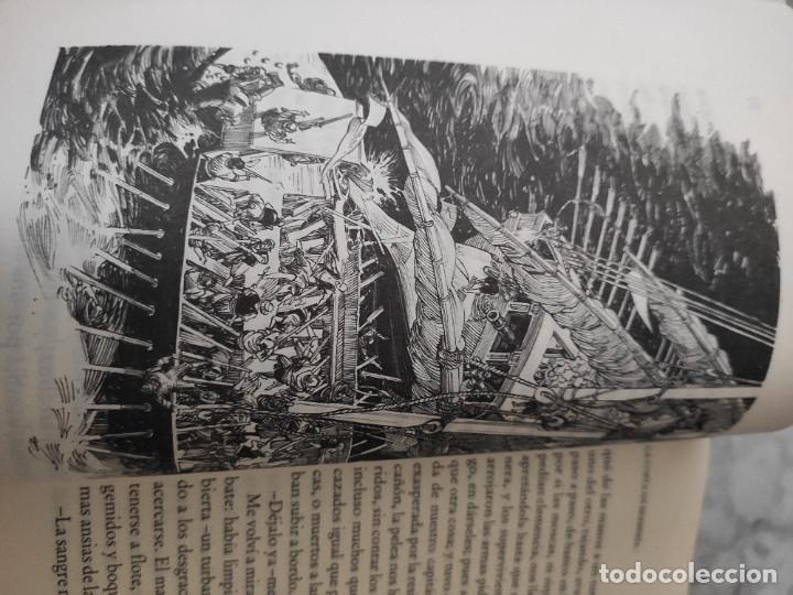 Libros: CORSARIOS DE LEVANTE. Capitán Alatriste - Foto 3 - 269779668