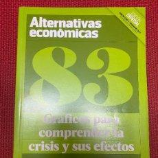 Libros: ALTERNATIVAS ECONÓMICAS, ALTERNATIVAS PARA VIVIR DE OTRA MANERA. 83, 2014.. Lote 269794838