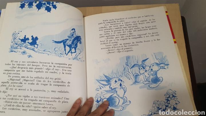 Libros: Bonito libro de cuentos(el flautista de hammelin,el pastorcillo.. - Foto 8 - 269816058