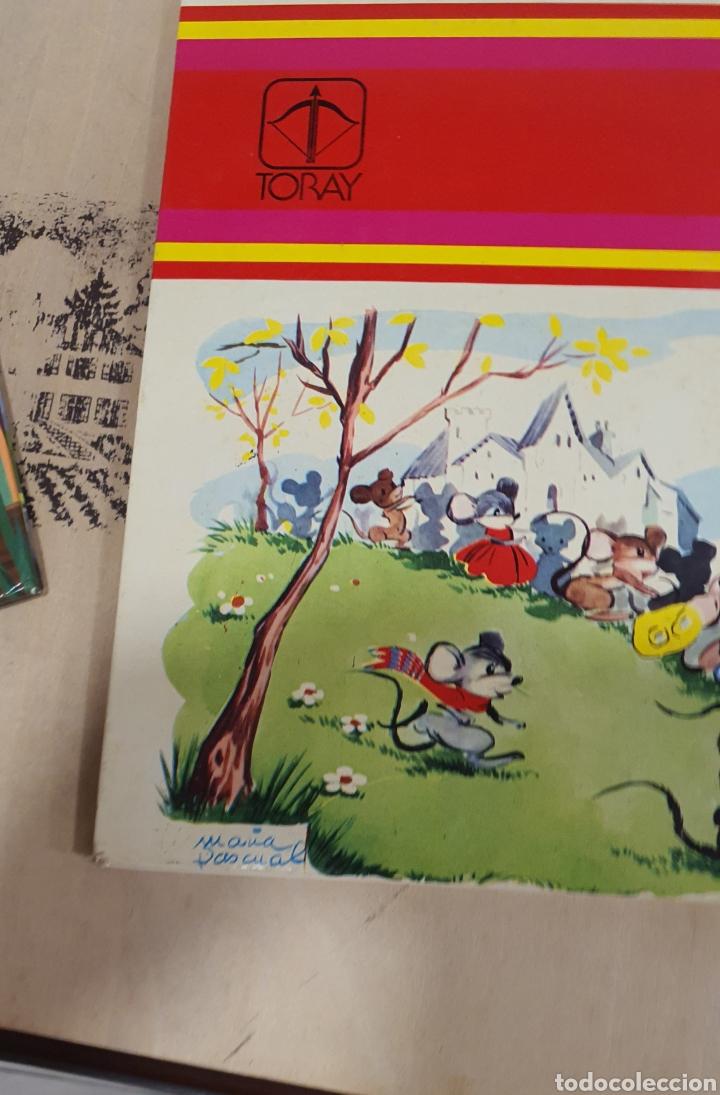 Libros: Bonito libro de cuentos(el flautista de hammelin,el pastorcillo.. - Foto 9 - 269816058