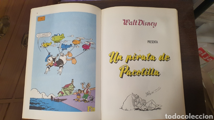 Libros: Libro Walt Disney ,peliculas tomo II - Foto 8 - 269816648