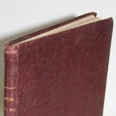 Libros: DE LA ESPUMA DEL MAR - FARINA, SALVATORE. Lote 269819793