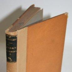 Libros: VIDAS AJENAS - MARTÍN CABALLERO, F.. Lote 269819843