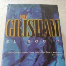Libros: EL SOCIO. JOHN GRISHAM. Lote 269850773