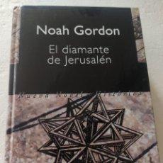 Libros: EL DIAMANTE DE JERUSALÉN. NOAH GORDON. Lote 269866903
