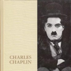 Libros: CHARLES CHAPLIN: EL GENIO DEL CINE - VILLEGAS LÓPEZ, MANUEL. Lote 270103208