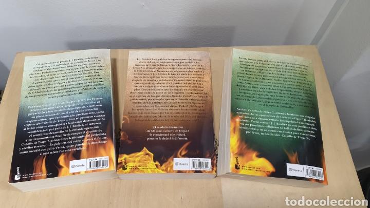 "Libros: Coleccion de 3 libros ""Caballo de Troya"" - Foto 5 - 270151248"