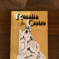 Libros: ROSALIA DE CASTRO. EDICIONS DO PATRONATO. VIGO 1976. Lote 270197463