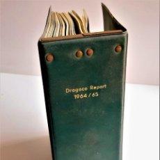 Libros: 1964/65 DRAGOCO REPORT. Lote 270261588
